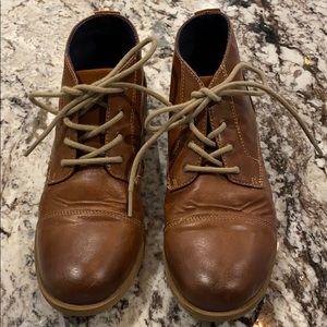 EUC Boys Lace Boots